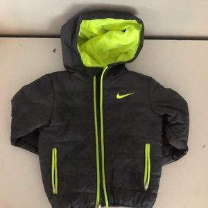 Toddler Nike 2t puffer jacket